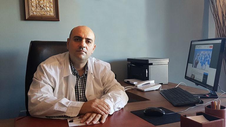 Γενικός Χειρουργός Θεσσαλονίκη - Ευαγγέλου Νεόφυτος